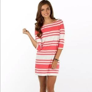 Lilly Pulitzer Cassie Coral Dress
